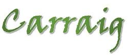 carraig-letters